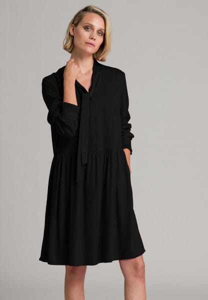 Dress with loop