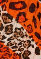 Scarf with ornamental tassel details