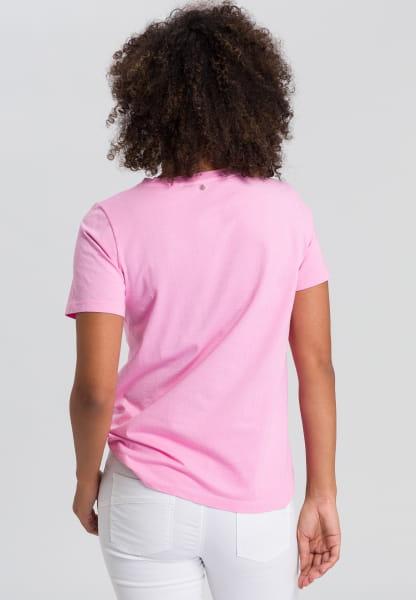 Crewneck Shirt with statement print