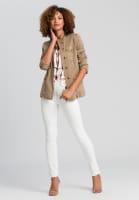 Safari jacket in a sporty look