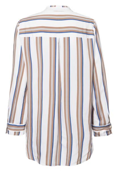 blouse stripe look