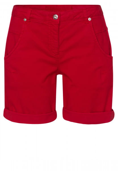 Bermudas made from sustainable fibres