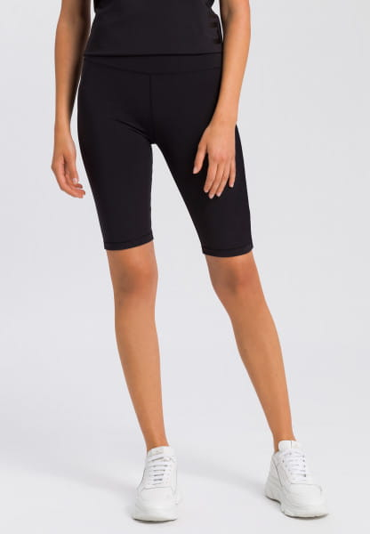 Cycling shorts made from technical jersey