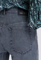 Grey Denim im 5-Pocket-Stil