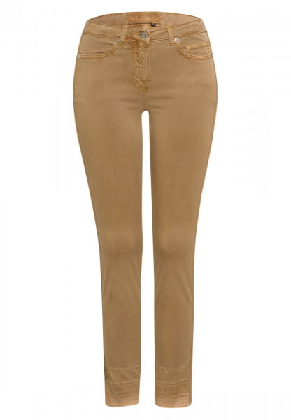 5-pocket-trouser with creases in used-look