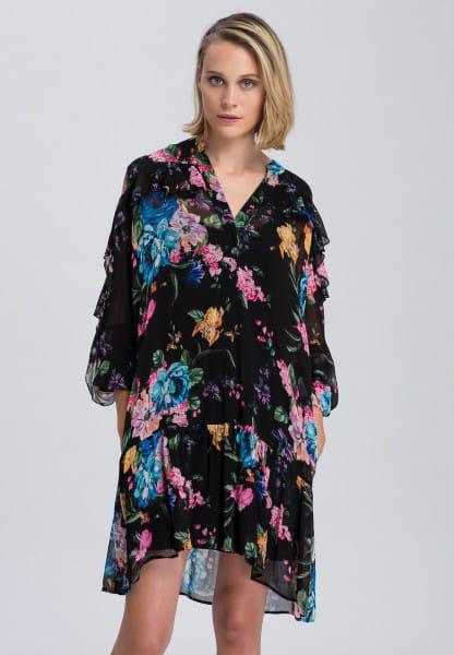 Dress With undergarment