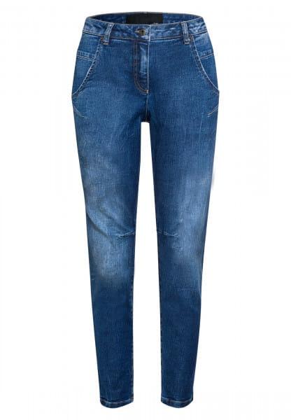 Blue Denim im 5-Pocket-Stil
