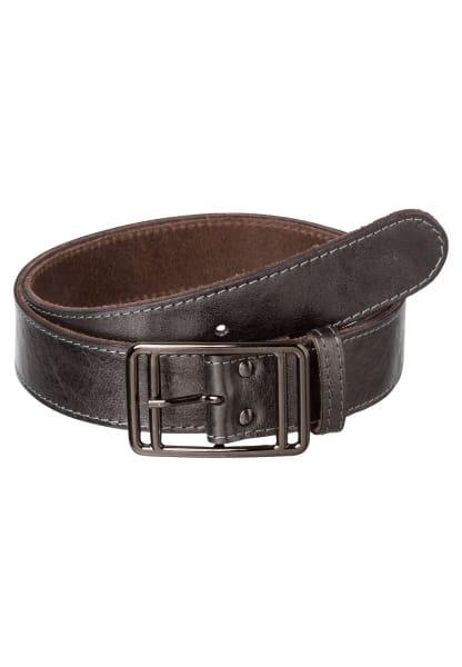 Belt im Metalliclook