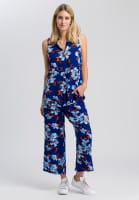 Culottes with floral print