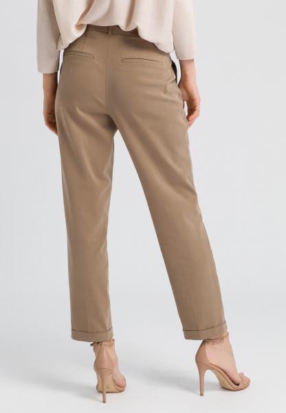 Trousers aus nachhaltigem Twill