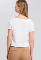 T-Shirt mit Sommerprint