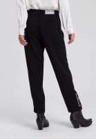 Trousers with patches