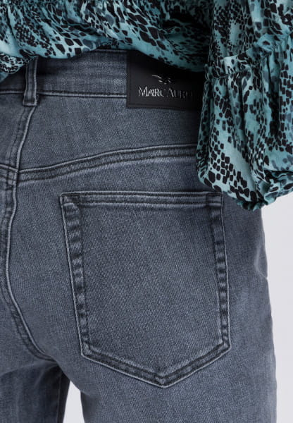 Jeans made from recycled material