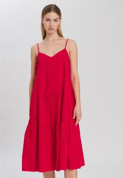 Summer dress made from cotton