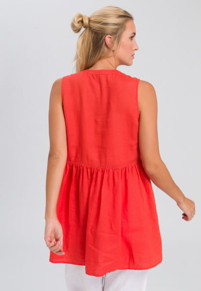 Tunic linen casual