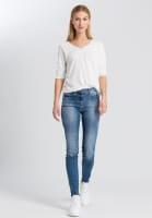 5-Pocket Jeans im Blue Denim