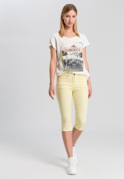 Capri Trouser in 5-pocket-style