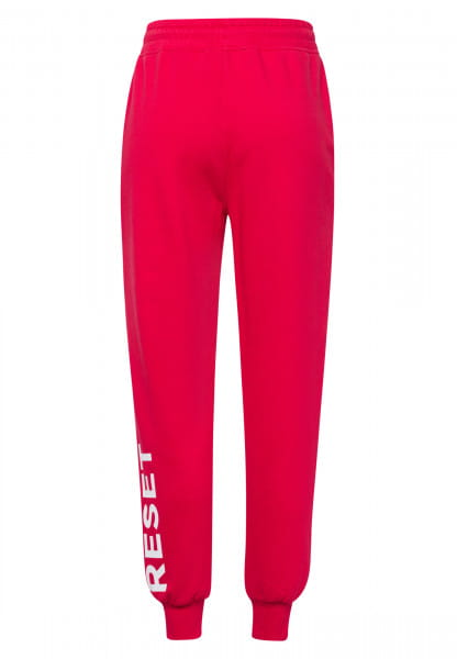 Jogpants made from sweat jersey
