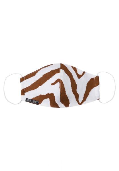 Mund-Nasen-Maske im Tiger-Design