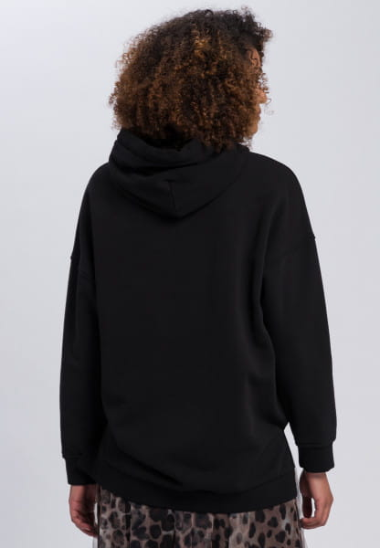 Hoodie made from sweat jersey