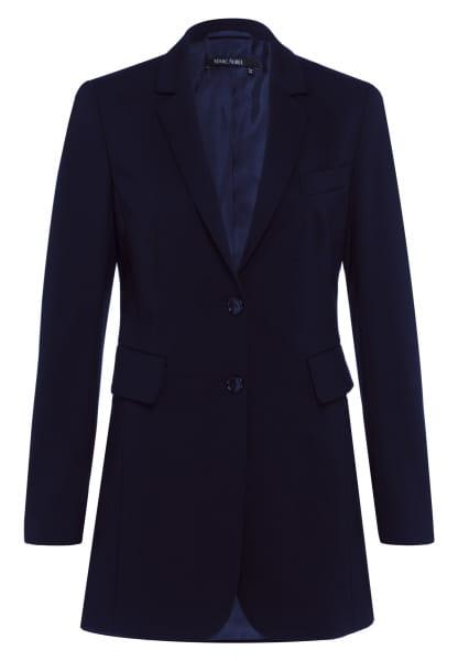 Long blazer jersey quality