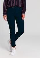 Skinny-Hose mit hoher Leibhöhe