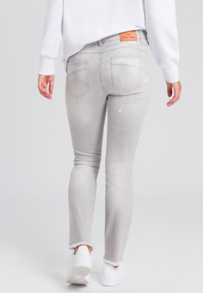 Jeans with washing effects