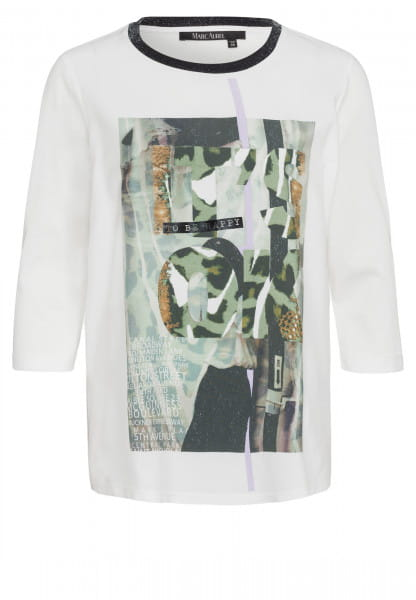T-shirt with Animalfrontprint