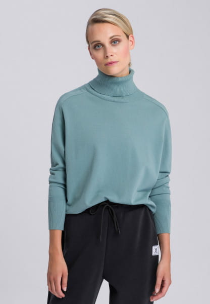 Pullover mit Rippendetails