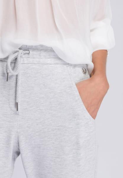 Sweatpants tapered leg
