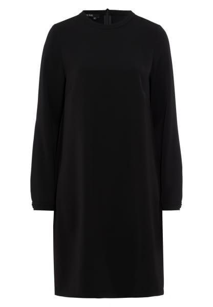Midi dress with minimalist design