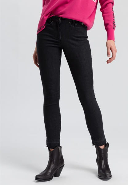 Jeans five-pocket style
